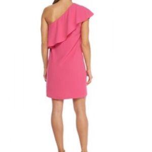 Charles Henry Dresses - NWT Charles Henry Pink One Shoulder Dress